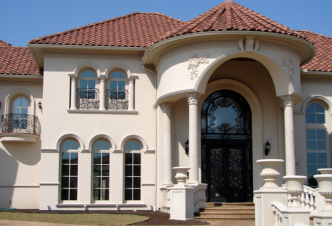 Residential stucco installation plano tx rock for Case building dallas